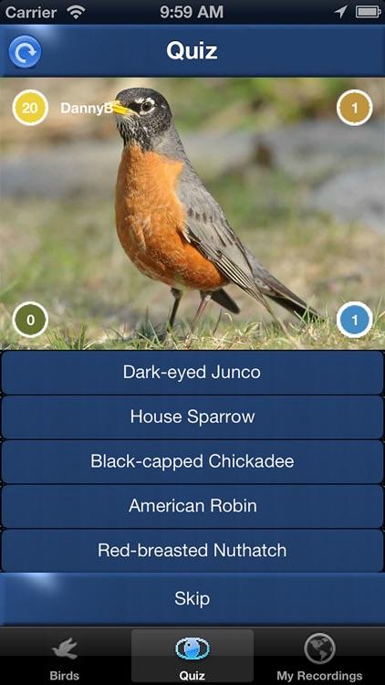 Bird Song Id Canada birdsongs screenshot-3
