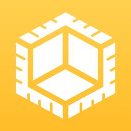 Ícone do app TapMeasure – AR utility