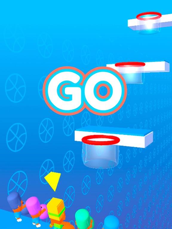 Basket Race 3D screenshot 10