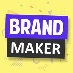 Brand Maker -  Logo Creator