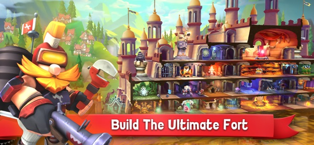 Fort Stars: Kingdom Battle on the App Store