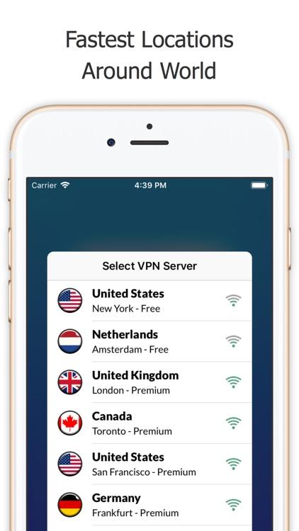 Hotspot VPN -Internet Security