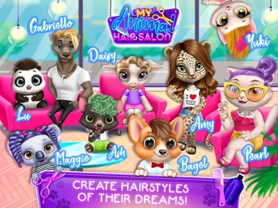 My Animal Hair Salon World screenshot 10