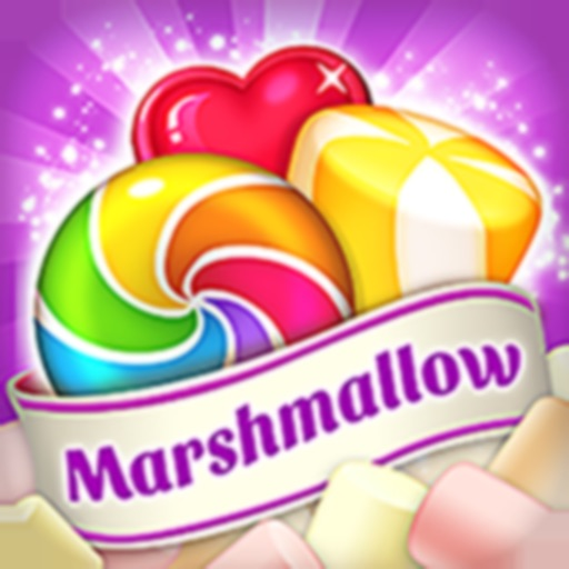 Lollipop2 & Marshmallow Match3 icon