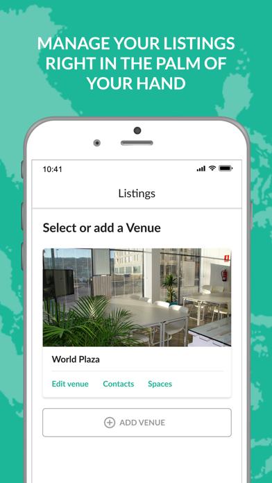 Screenshot for FlySpaces Partner in Hong Kong App Store