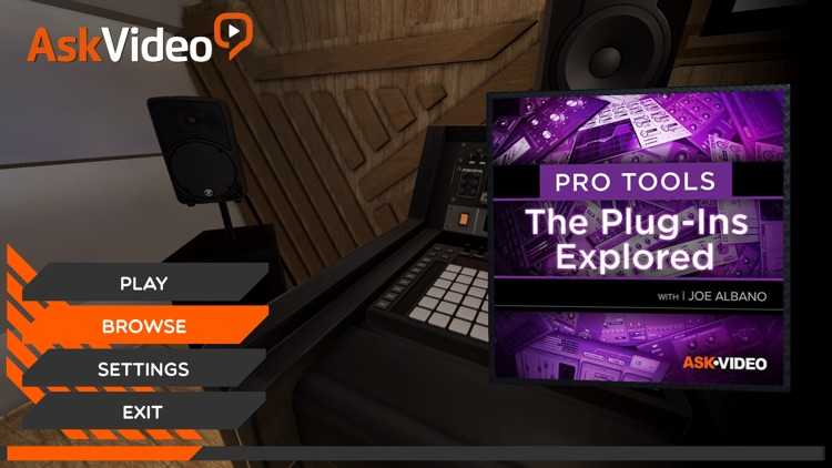 Plug-Ins Course For Pro Tools screenshot-0