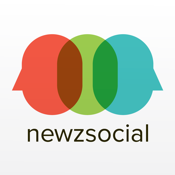 NewzSocial: Social media marketing campaigns on Twitter & more icon