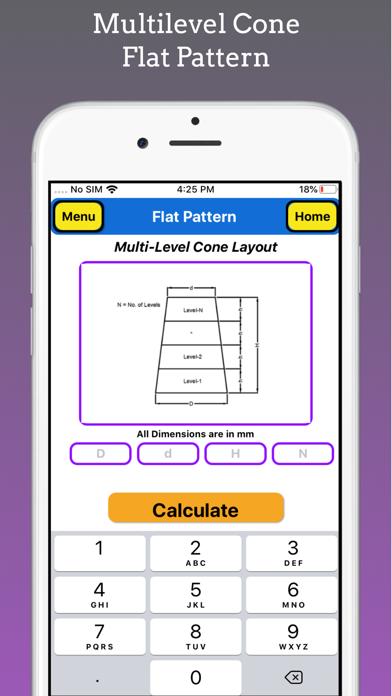 Flat Pattern Pro screenshot 5