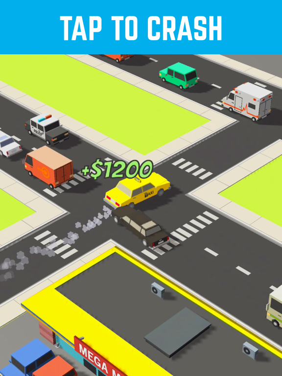 Crash Forever screenshot #1