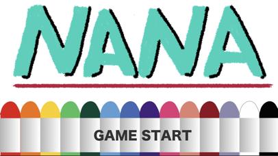 NANA~Crayon World~ screenshot 1