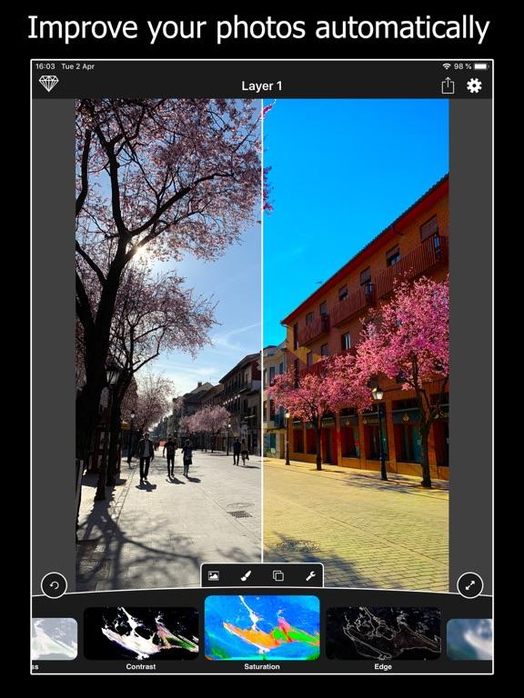 Photo Tweak Effects Editor screenshot 5