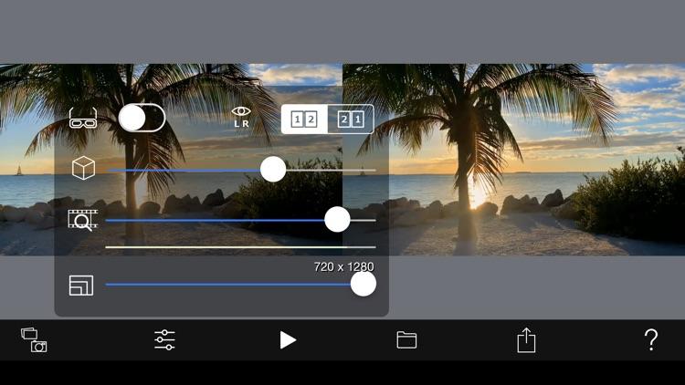 3D Effect Video Camera screenshot-3