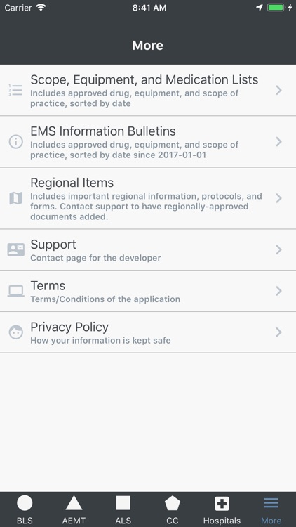 PA EMS Protocols screenshot-4