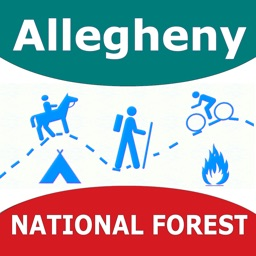 Allegheny National Forest GPS