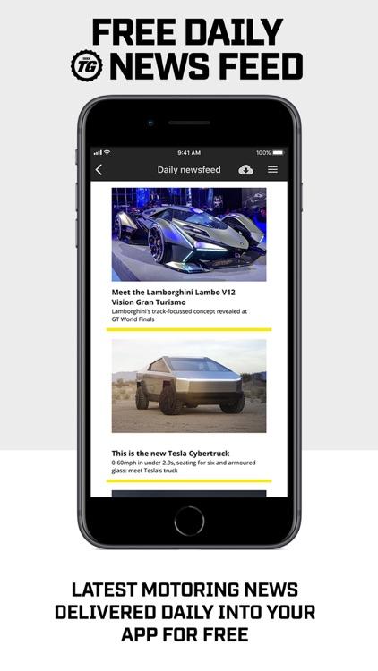 Top Gear Magazine screenshot-5