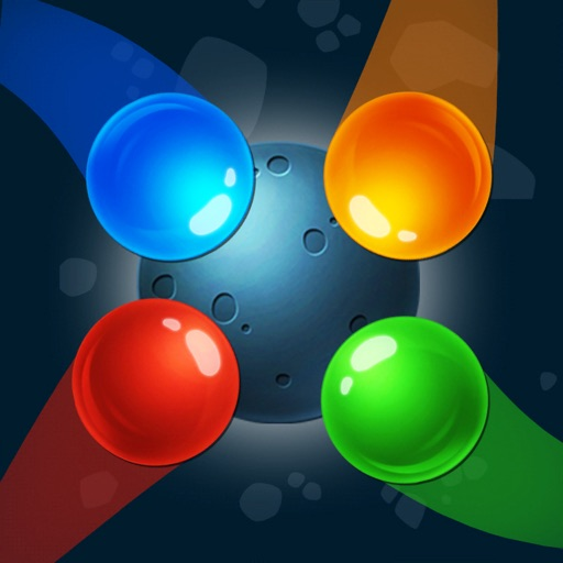 Flip Ball: Hit And Merge Color Icon