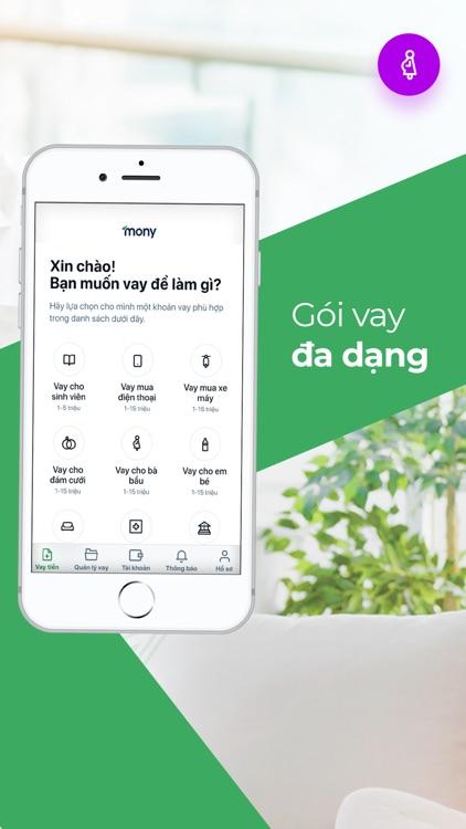 Mony : Vay tiền online