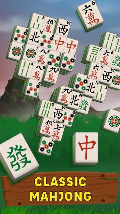 Mahjong screenshot-0