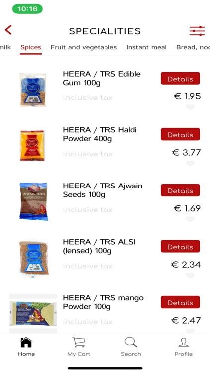 Coco Asian Supermarket screenshot-3