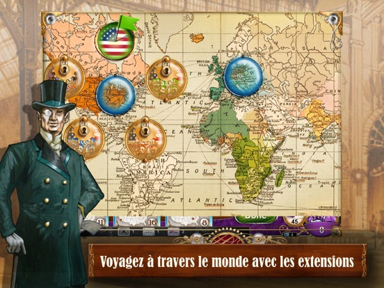 Screenshot #5 pour Ticket to Ride