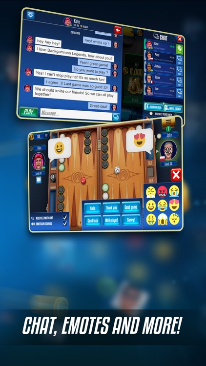 Backgammon Legends screenshot-4