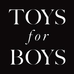 TOYS for BOYS Magazine