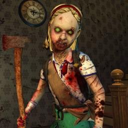 Evil Little Girl House