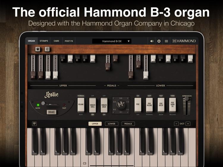 Hammond B-3X