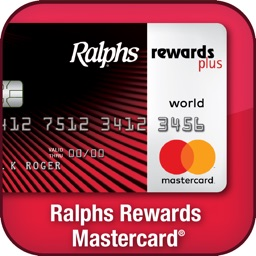Ralphs REWARDS Credit Card App
