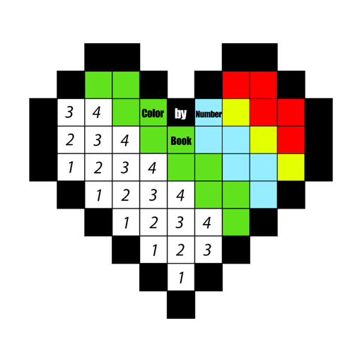Sandbox Draw - Color By Number