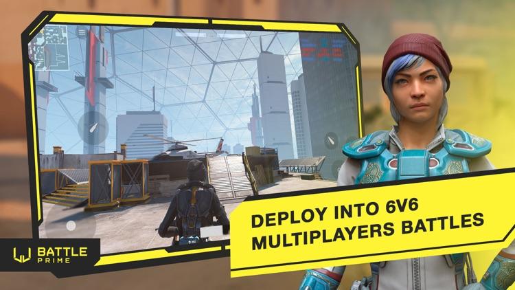 Battle Prime: Epic PvP Shooter screenshot-4
