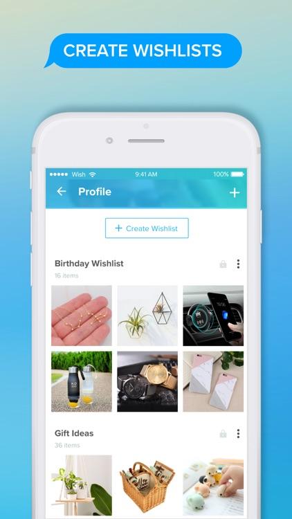 Wish - Shopping Made Fun screenshot-5