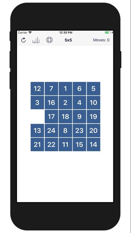 Sliding Puzzle - Board Game screenshot-2