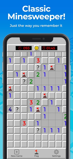 Minesweeper: Classic ▦ on the App Store