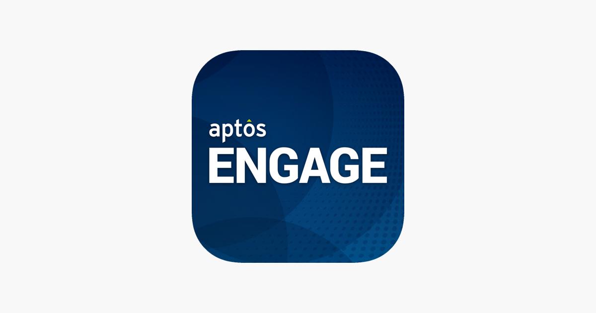 Aptos Engage」をApp Storeで