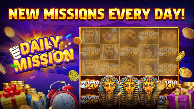 Cash Frenzy - Slots Casino screenshot-5