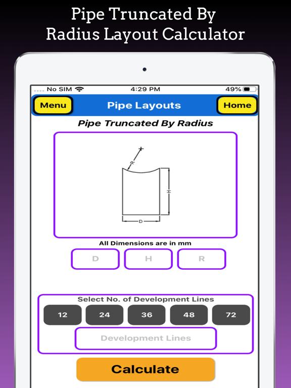 Branch Pipe Layouts Pro screenshot 13