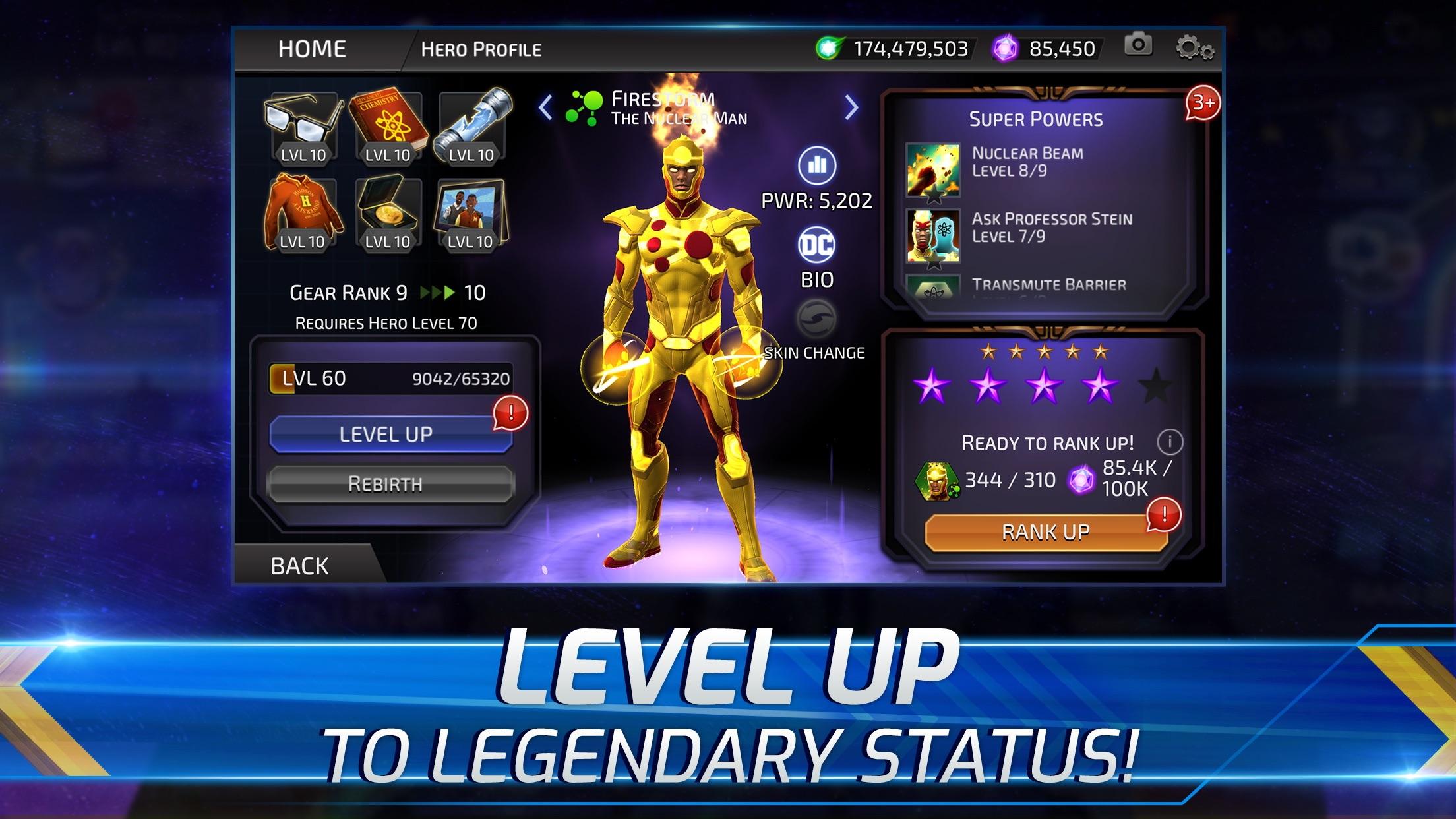 DC Legends: Fight Superheroes Screenshot