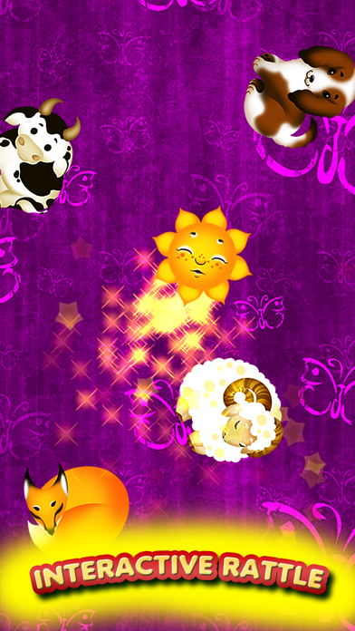 Screenshot for Baby Rattle Toy - Soothe Child in Qatar App Store