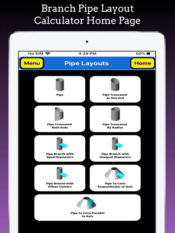 Branch Pipe Layouts screenshot 11