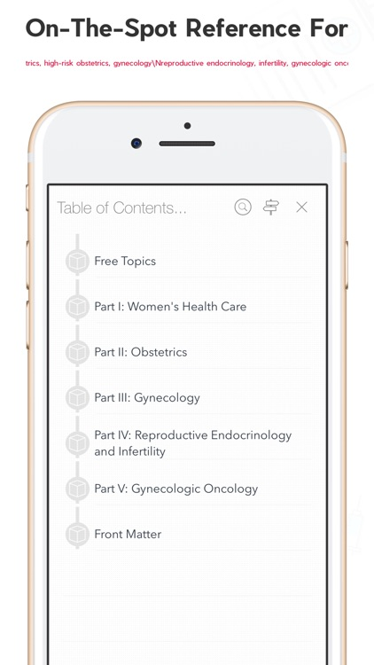 Gynecology Obstetrics Ob-Gyn screenshot-7