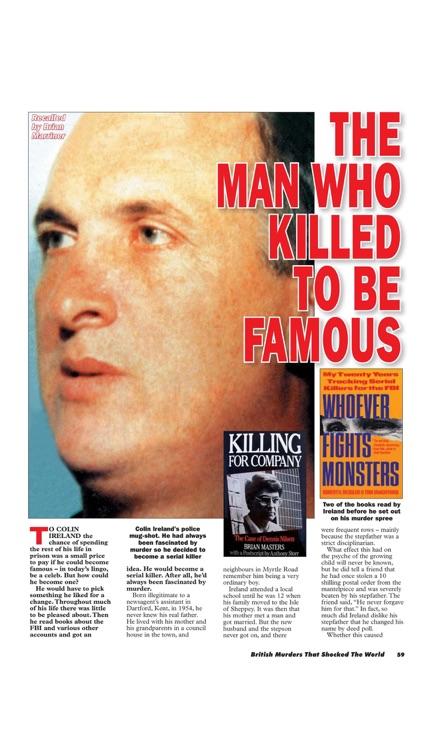Master Detective Magazine screenshot-3