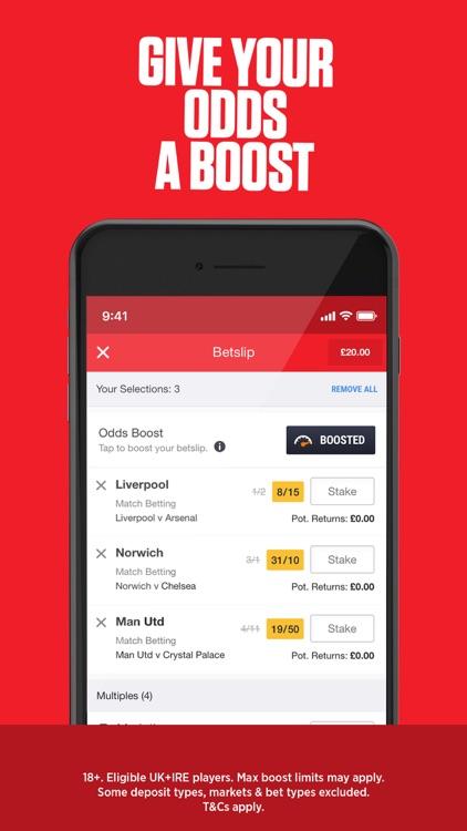 Ladbrokes Sports Betting screenshot-3