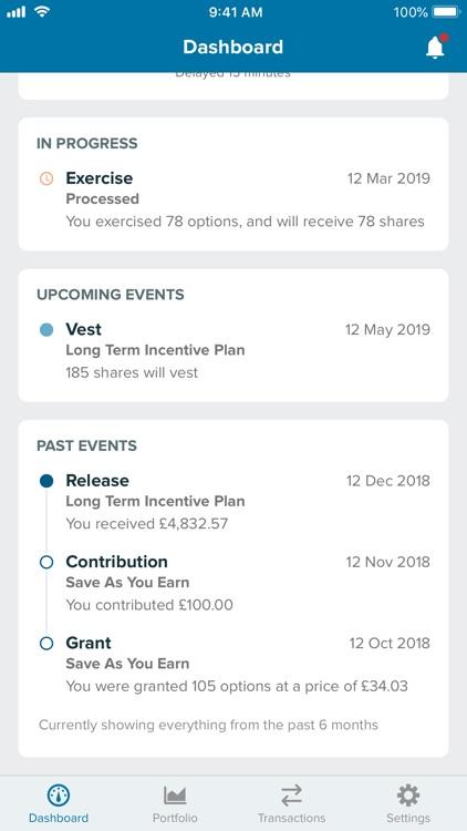Global Stock & Reward Services screenshot-3