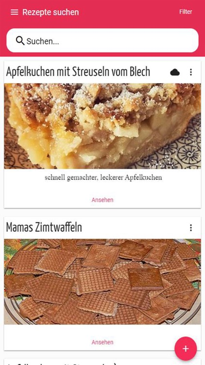 My Cookbook: Save your recipes screenshot-3