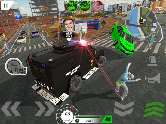 Car Drivers Online: Fun City screenshot 2