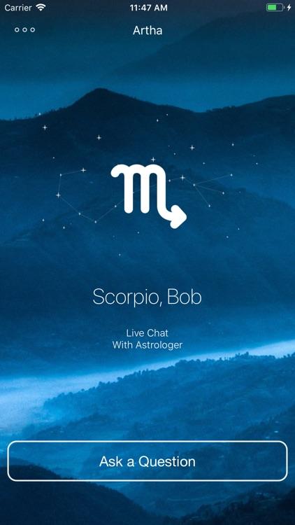 Artha: Astrologer Chat