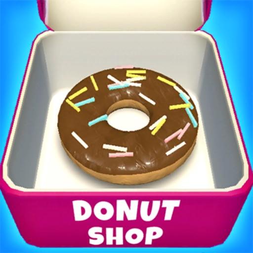 Donut Shop 3D