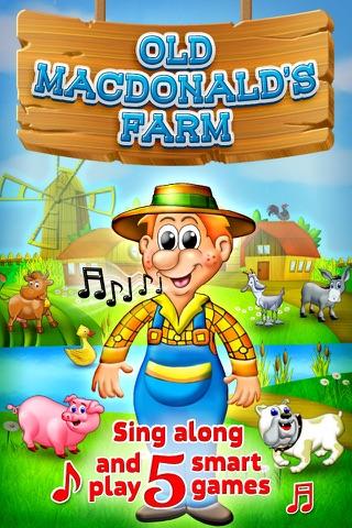 Old Macdonald Had a Farm. - náhled