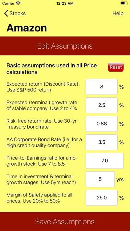 Stock Price screenshot-4